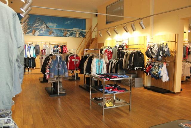СПОРТ&МОДА купить одежду Bogner, Odlo, Parajumpers, Aeronautica Militare в Киеве, Украина.